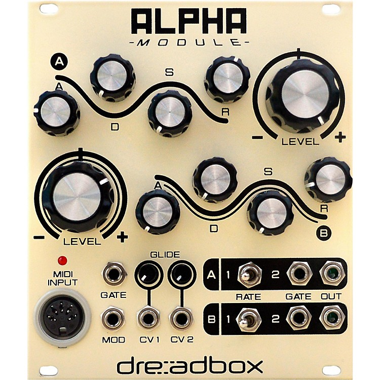 Dreadbox Alpha Module