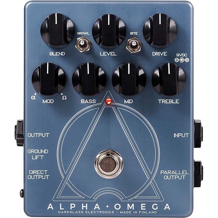 DarkglassAlpha Omega Preamp Pedal