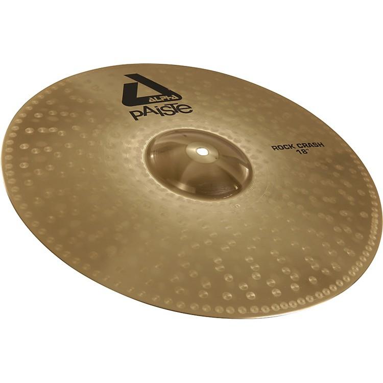 PaisteAlpha Rock Crash Cymbal