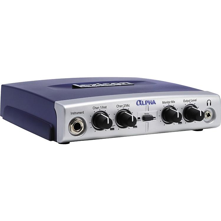 LexiconAlpha USB Desktop Recording Studio888365911885