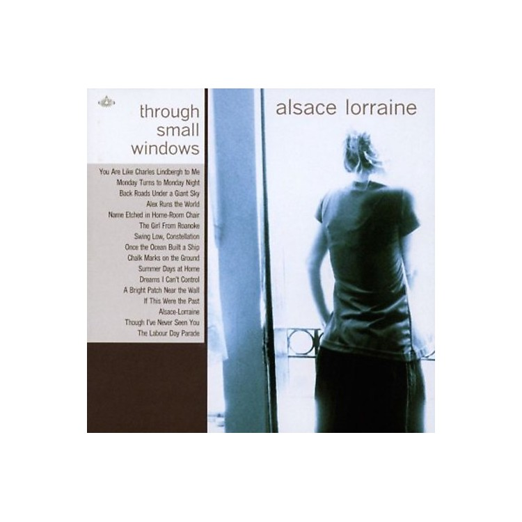 Alliance Alsace Lorraine - Through Small Windows