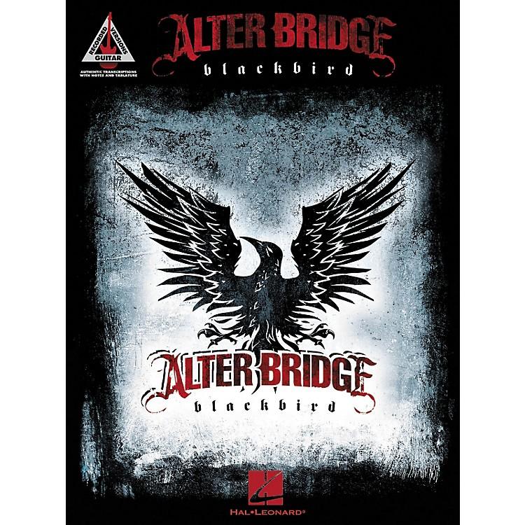 Hal LeonardAlter Bridge - Blackbird (Guitar Tab Songbook)