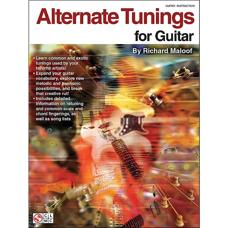 Cherry Lane Alternate Tunings for Guitar