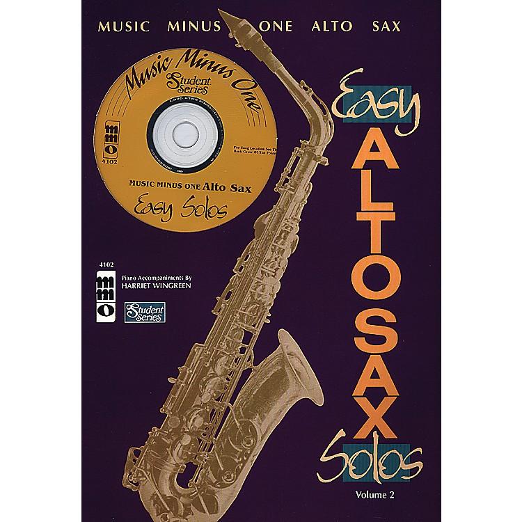 Hal LeonardAlto Sax Solos Vol2
