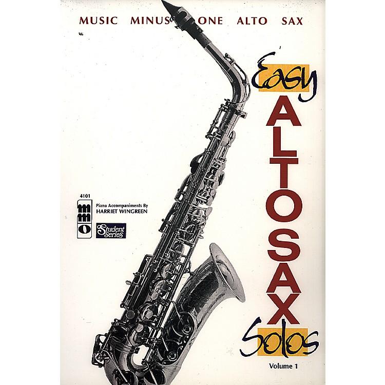 Hal LeonardAlto Sax Solos Volume 1