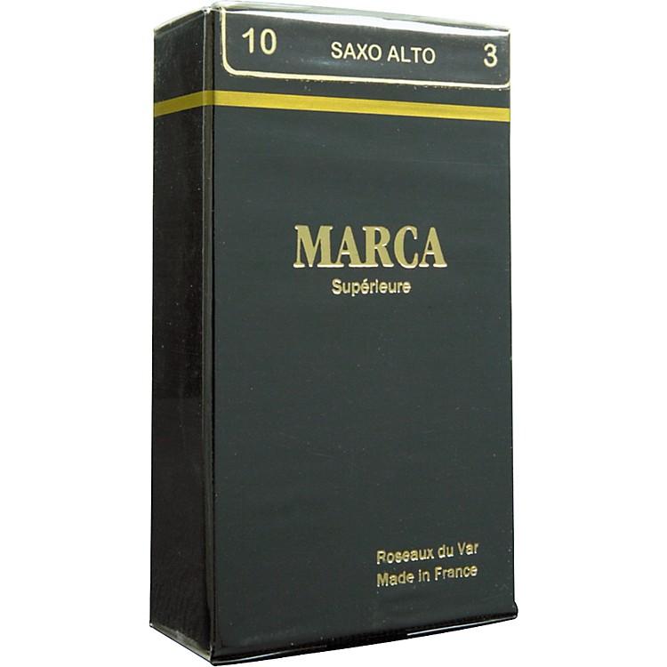 MarcaAlto Sax Superieur ReedsStrength 2.5Box of 10