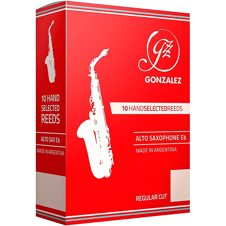 GonzalezAlto Saxophone ReedsStrength 3