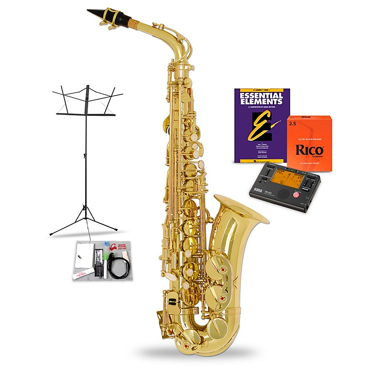 Etude Alto Saxophone Value Pack