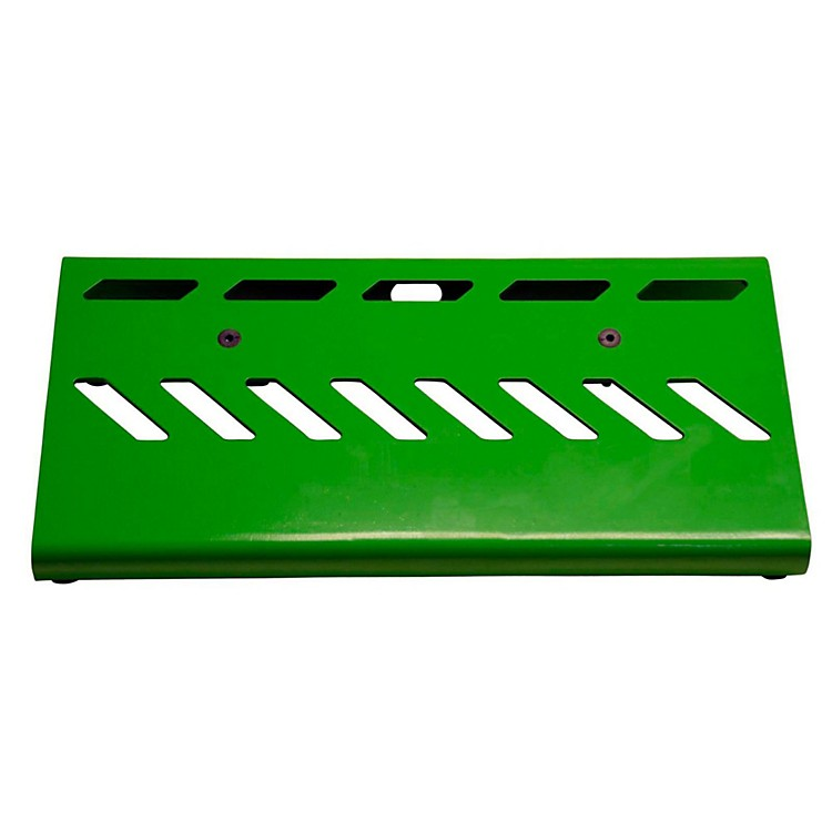GatorAluminum Pedal Board - Small with BagGreen