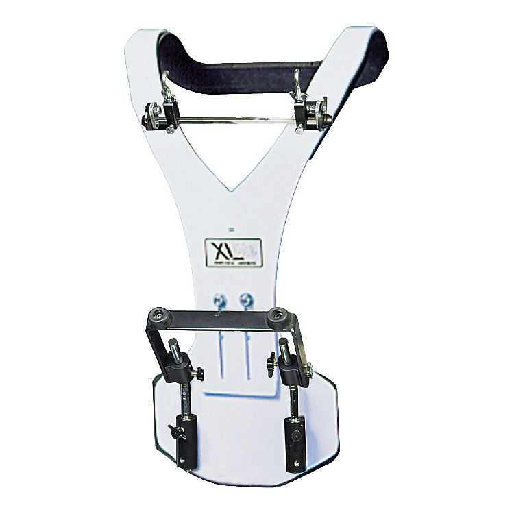 XL Specialty PercussionAluminum Vest Deluxe Bass Drum Marching Carrier