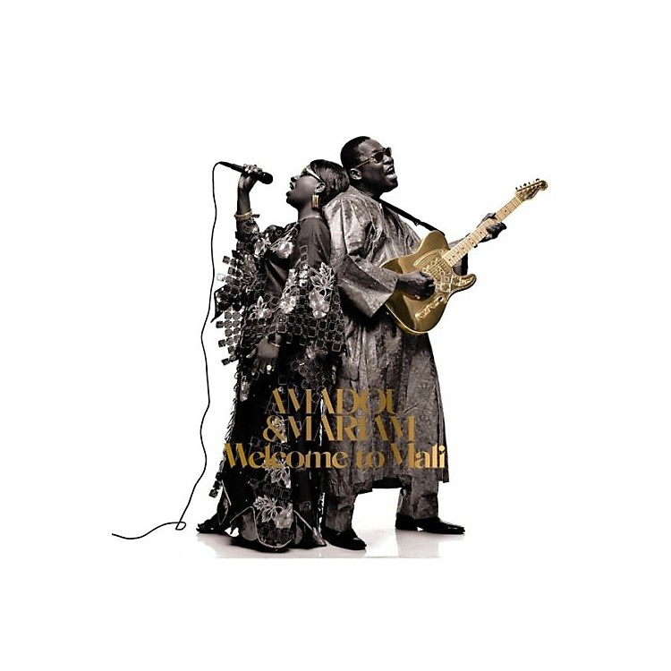 AllianceAmadou & Mariam - Welcome To Mali [2LP and 1CD]
