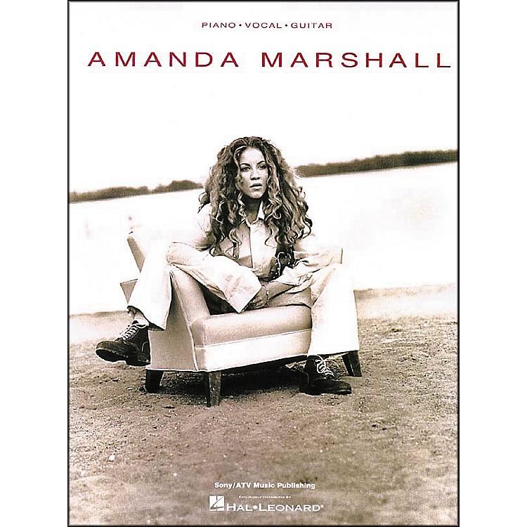 Hal LeonardAmanda Marshall Piano, Vocal, Guitar Piano, Vocal, Guitar Songbook