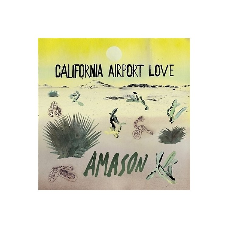 Alliance Amason - California Airport Love