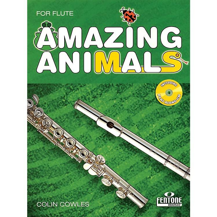 De Haske MusicAmazing Animals (Saxophone) Fentone Instrumental Books Series
