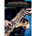 Hal Leonard Amazing Phrasing - Tenor Saxophone