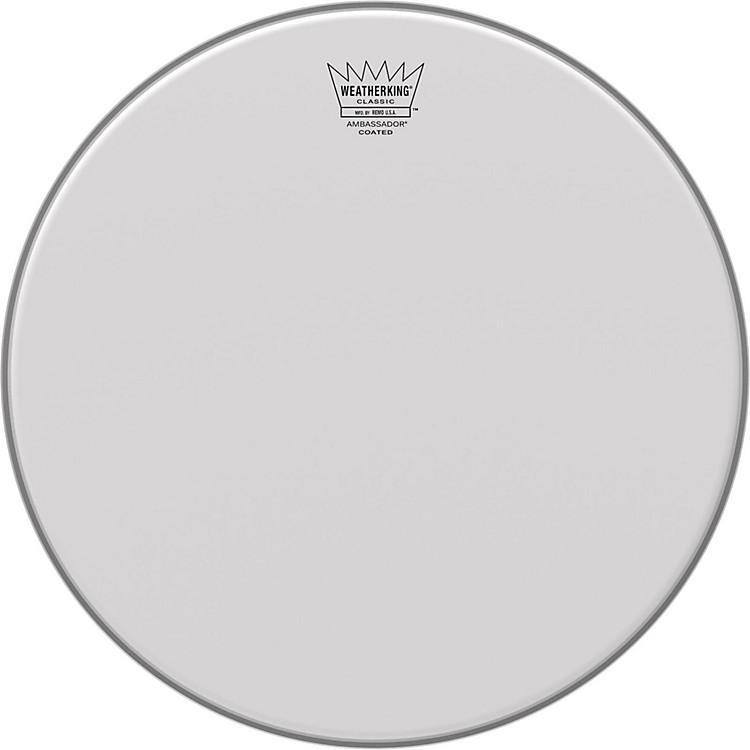 RemoAmbassador Classic Fit Coated Drum Head18 in.