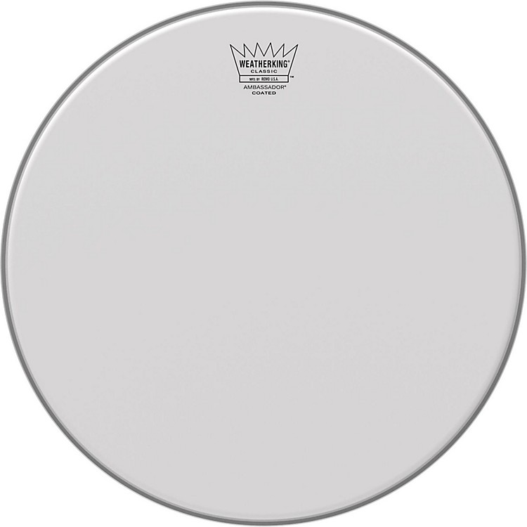 Remo Ambassador Classic Fit Coated Drum Head 18 in.