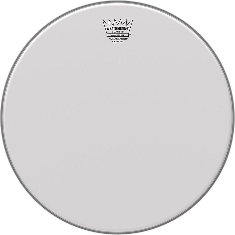 Remo Ambassador Classic Fit Coated Drum Head 14 in.