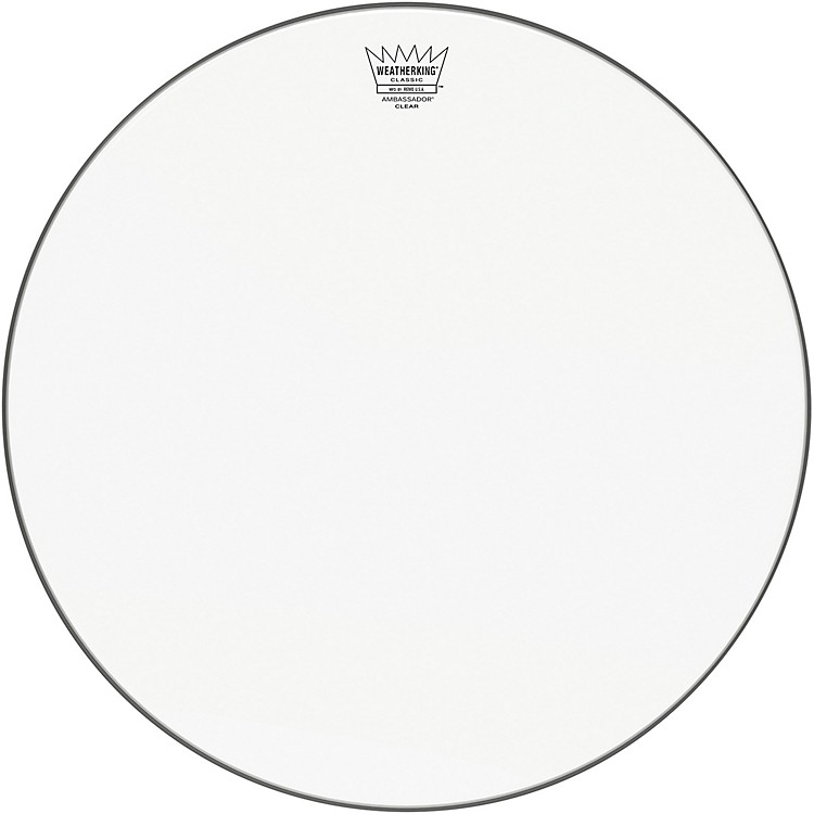 Remo Ambassador Clear Classic Fit Drum Head 12 in.
