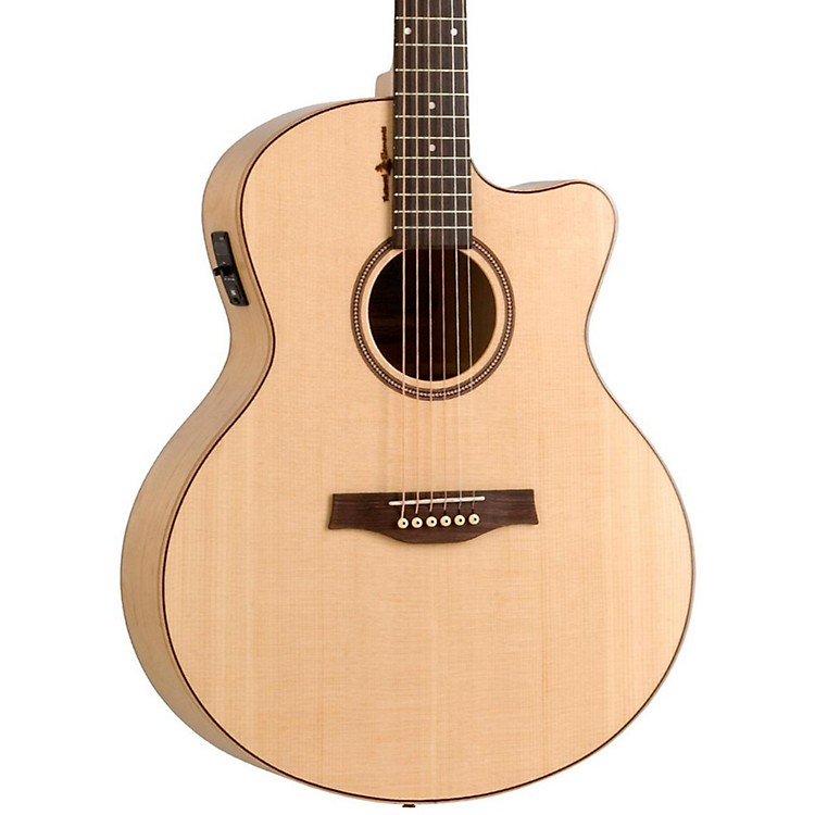 SeagullAmber Trail CW Mini Jumbo SG Acoustic-Electric Guitar