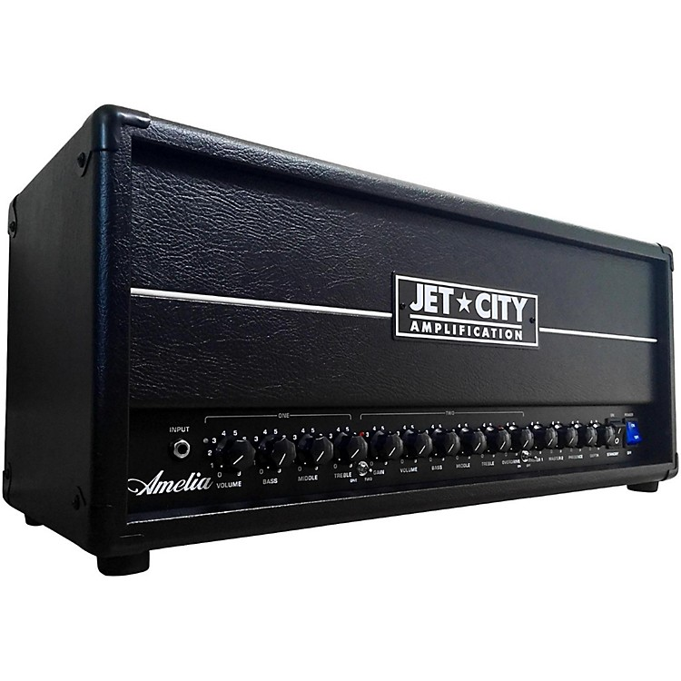 Jet City AmplificationAmelia 50W Tube Guitar Amplifier Head