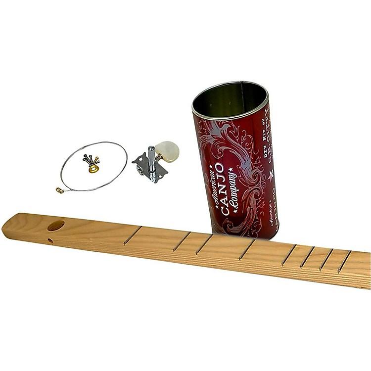 C.B. GittyAmerican Canjo Co. One-String Canjo Kit