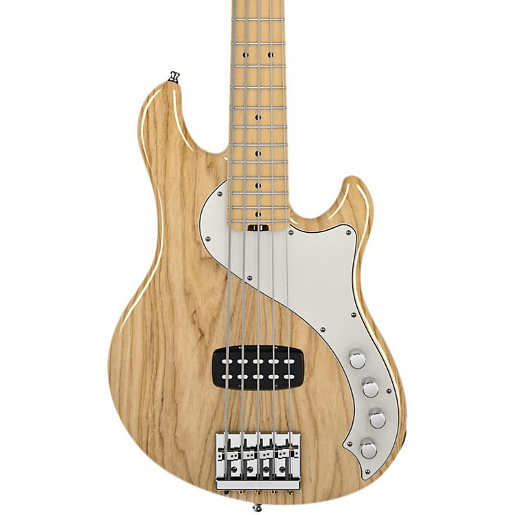 Fender American Deluxe Dimension Bass V 5-String Electric Bass Violin Brown Rosewood Fingerboard