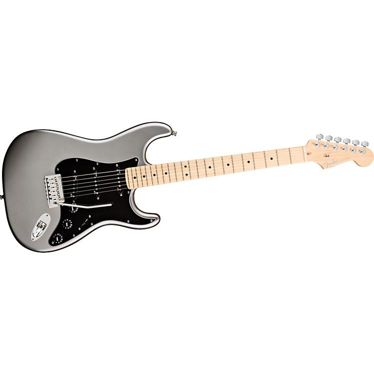 FenderAmerican Deluxe Stratocaster Electric GuitarTungstenMaple Neck