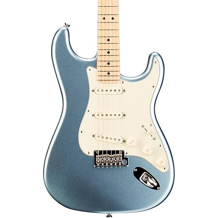 FenderAmerican Deluxe Stratocaster Plus Electric GuitarMystic 3-Color Sunburst