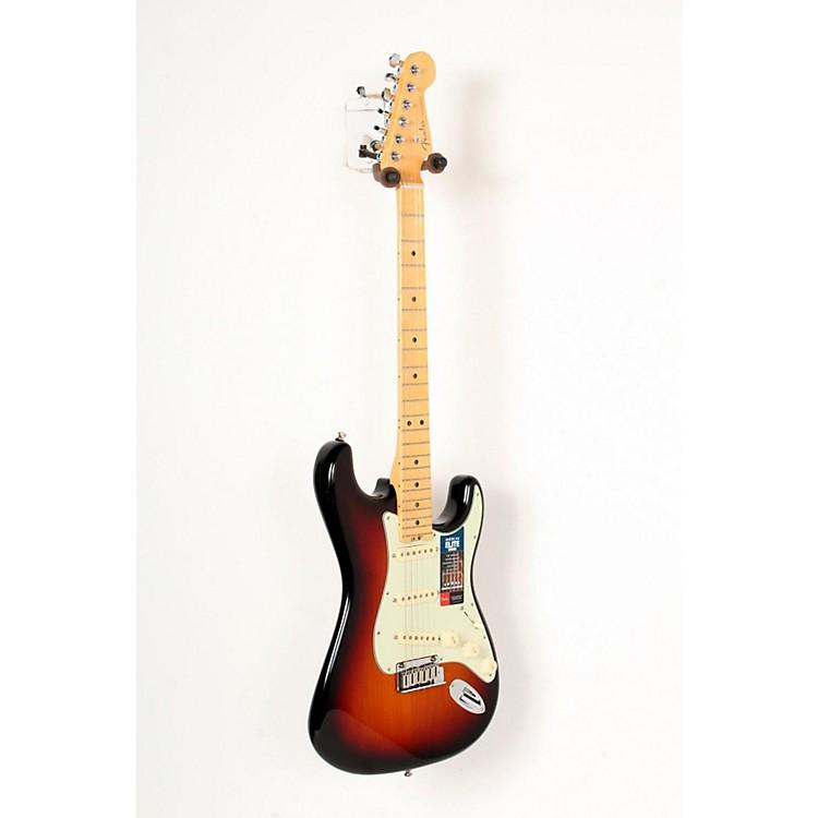 FenderAmerican Elite Maple Stratocaster Electric Guitar3-Color Sunburst888365826837