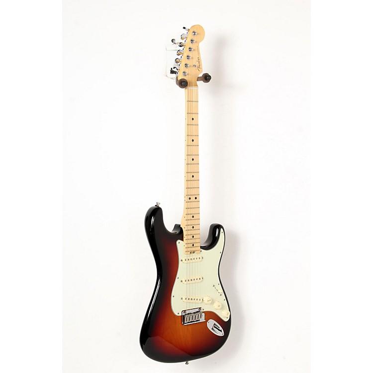 FenderAmerican Elite Maple Stratocaster Electric Guitar3-Color Sunburst888365841885