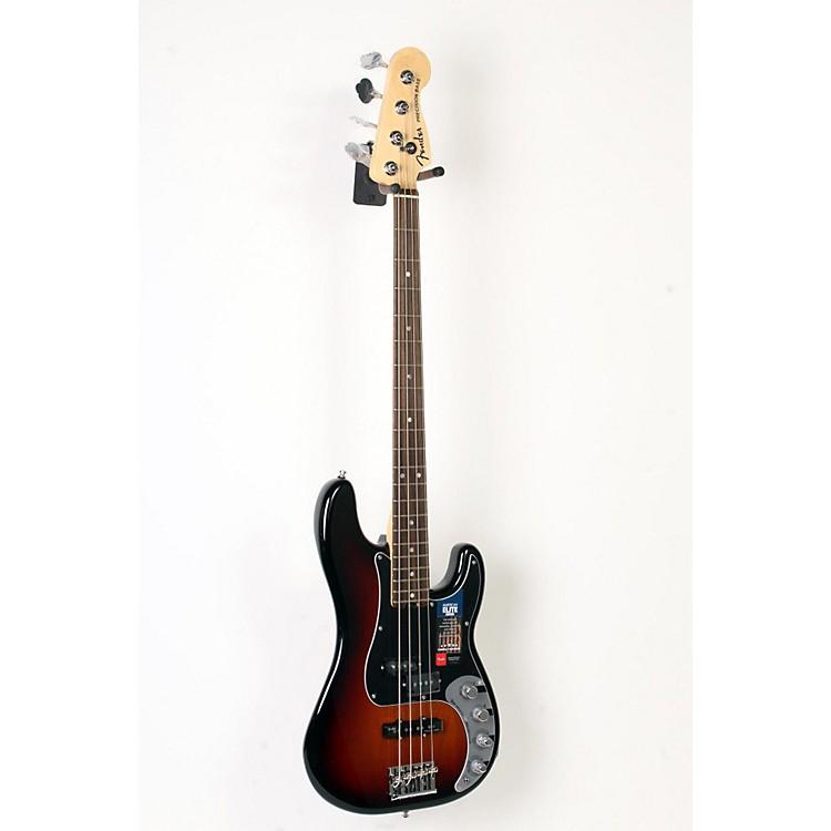 FenderAmerican Elite Rosewood Fingerboard Precision Bass3-Color Sunburst888365899756