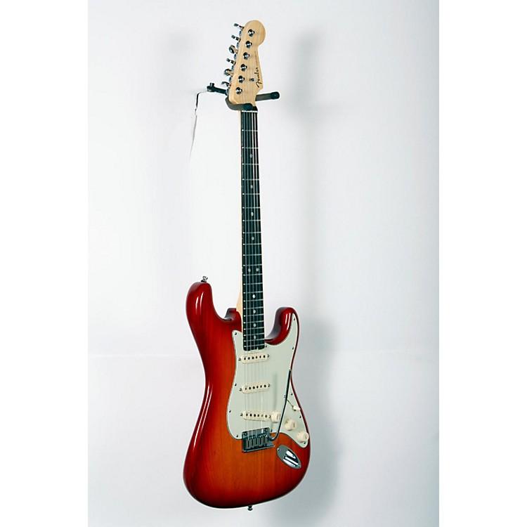 FenderAmerican Elite Rosewood Stratocaster Electric GuitarAged Cherry Burst888365829272