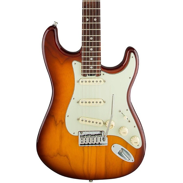 Fender American Elite Rosewood Stratocaster Electric Guitar 3-Color Sunburst