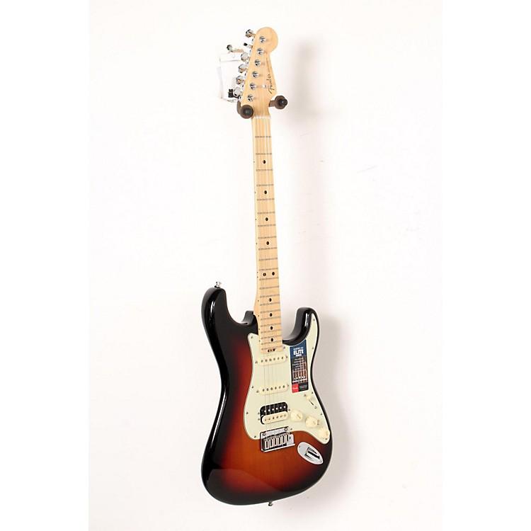 FenderAmerican Elite Stratocaster HSS Shawbucker Maple Fingerboard Electric Guitar3-Color Sunburst888365916040