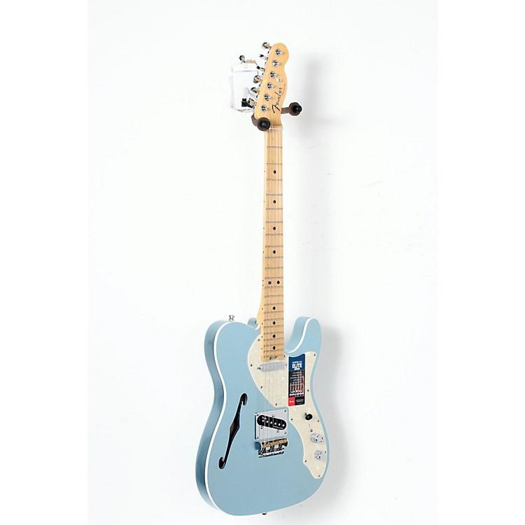 FenderAmerican Elite Telecaster Thinline Maple Fingerboard Electric GuitarMystic Blue888365909981