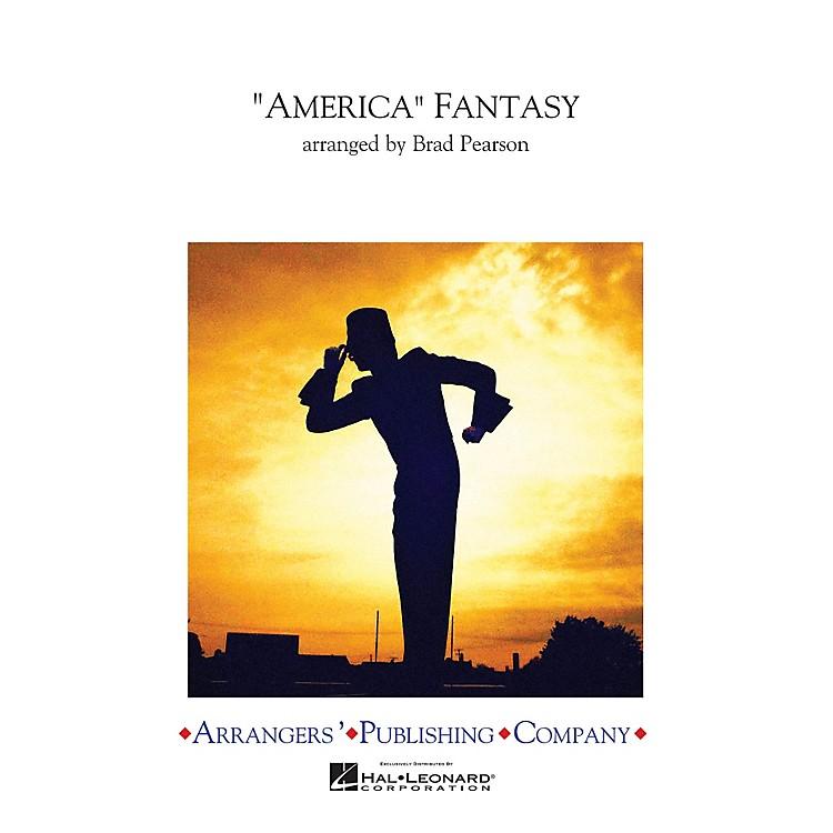 ArrangersAmerican Fantasy Marching Band Level 3 Arranged by Brad Pearson