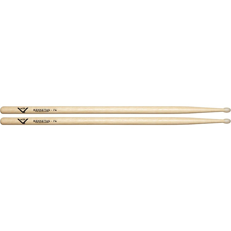 Vater American Hickory 7A Drumsticks  Nylon