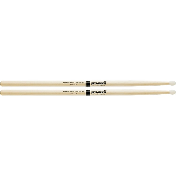 PromarkAmerican Hickory Drum SticksNylon5AB