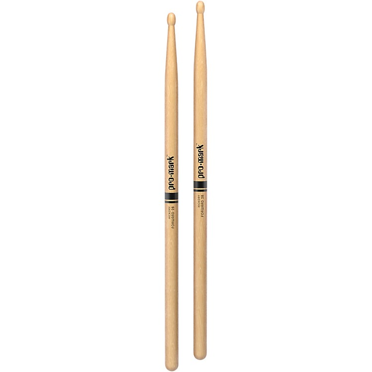 PROMARK American Hickory Drumsticks Wood 2B