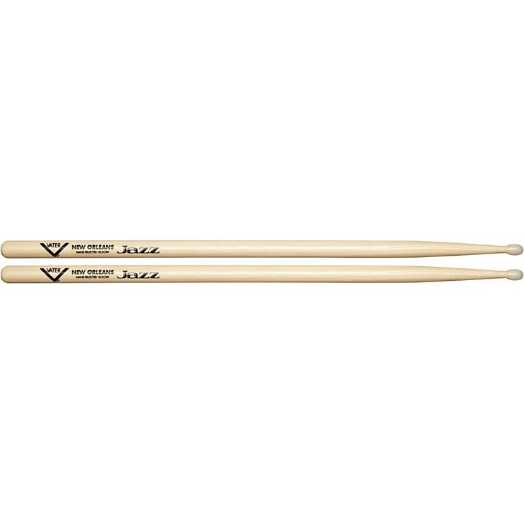Vater American Hickory New Orleans Jazz Drumsticks  Nylon