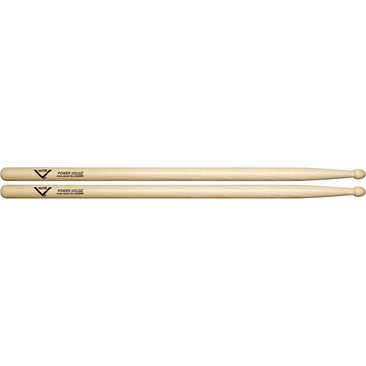 VaterAmerican Hickory Power House DrumsticksWood
