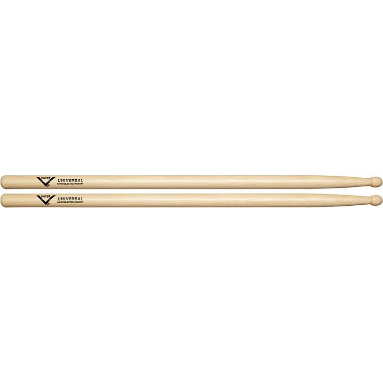 Vater American Hickory Universal Drumsticks  Wood