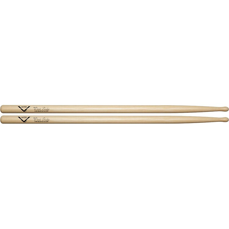 Vater American Hickory West Side Drumsticks  Wood