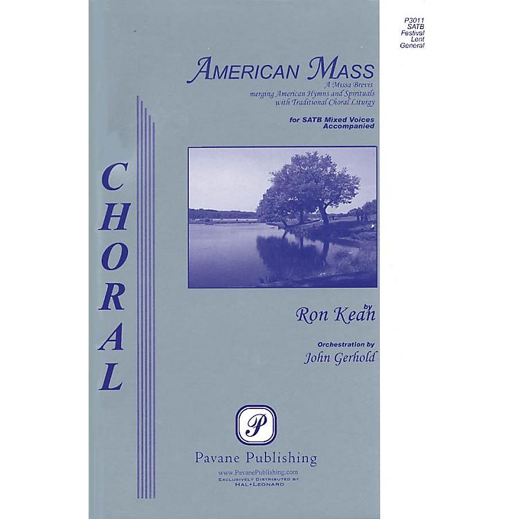 PavaneAmerican Mass (Preview Pak (SATB)) Preview Pak Arranged by John Gerhold