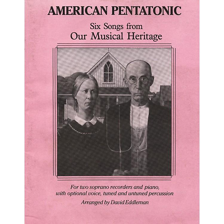 Sweet PipesAmerican Pentatonic