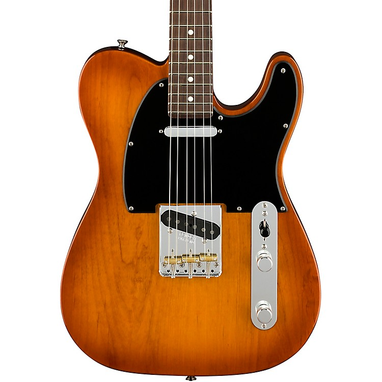 Fender American Performer Telecaster Rosewood Fingerboard Electric Guitar Honey Burst