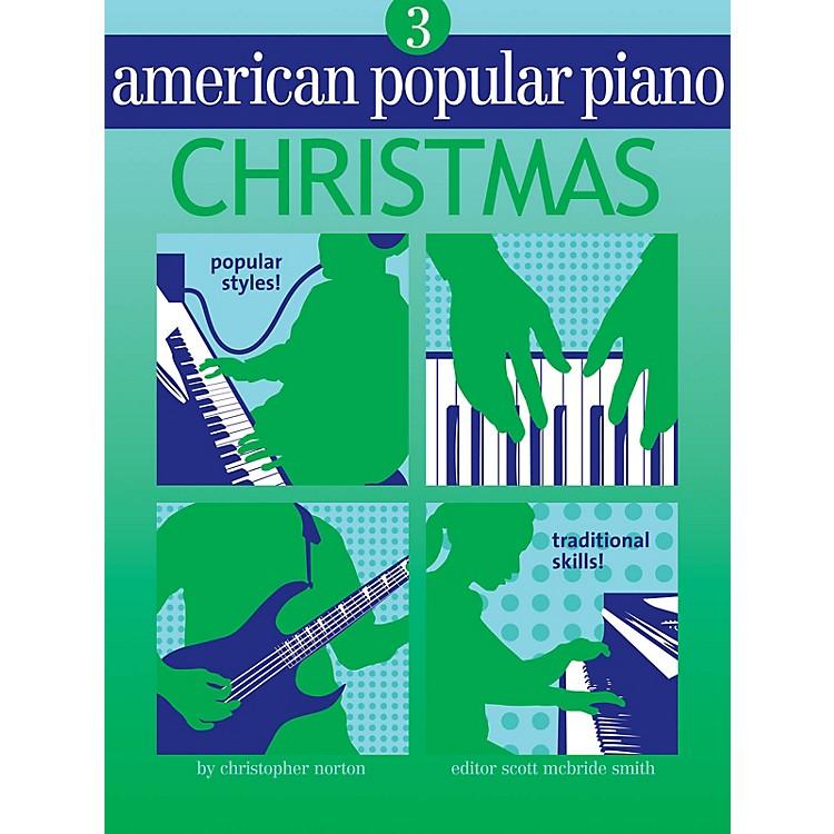 Novus ViaAmerican Popular Piano - Christmas (Level 3) Misc Series Edited by Scott McBride Smith
