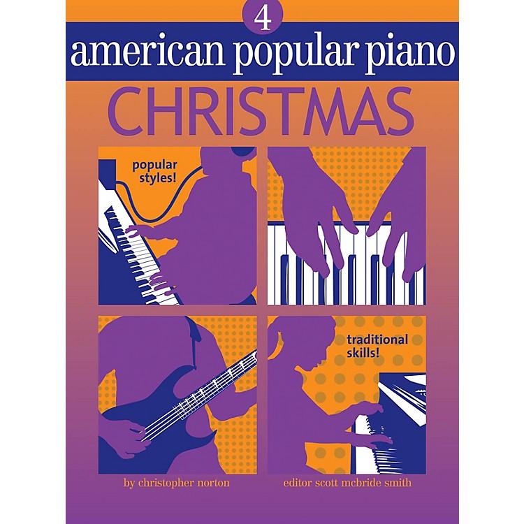 Novus ViaAmerican Popular Piano - Christmas (Level 4) Misc Series Edited by Scott McBride Smith