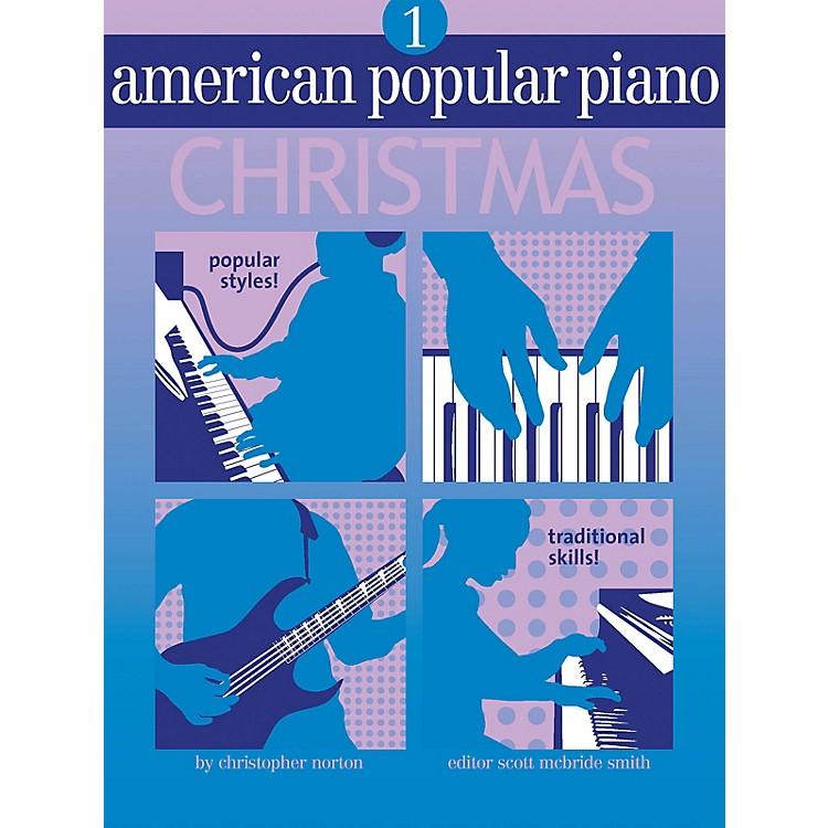 Novus ViaAmerican Popular Piano Christmas - Level 1 (Level 1) Misc Series Softcover